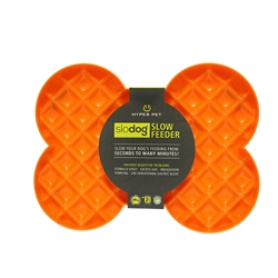 Hyper Pet™ ORANGE slodog™ Slow Feeder 3 pack $23.25 ($7.75 EA)