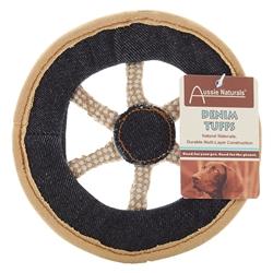 Aussie Naturals® Denim Tuffs Wagon Wheel