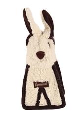Aussie Naturals® Sherpa Rabbit Toy