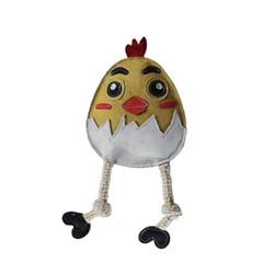 Aussie Naturals® Flattie Chicken Toy
