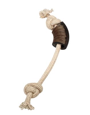 Aussie Naturals® Jutey Cotton Rope with Horn