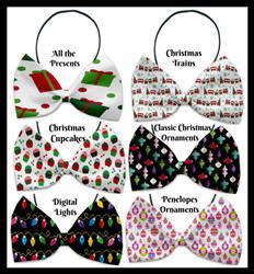 Christmas Fun Collection Pet Ties