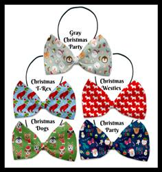 Christmas Friends Collection Pet Ties