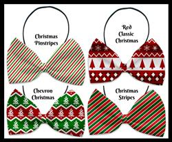 Christmas Collection Pet Ties