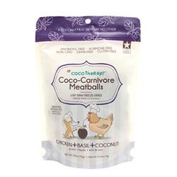 Coco-Carnivore™ Meatballs - Chicken + Basil + Coconut