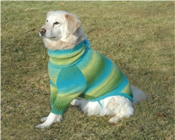 RAZZLE DAZZLE SWEATER / GREEN