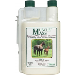Corta-Flex Muscle Mass Quart Equine Supplement for Horses