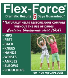 Corta-Flx Flex-Force Human Capsules 400 mg