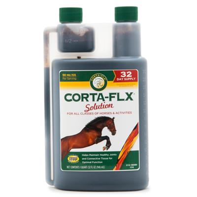 Corta-Flx Solution Quart Equine Joint Flex Supplement for Horses