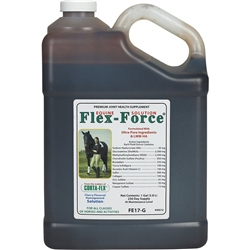 Corta Flx Flex-Force Pellets with HA Gallon Equine Joint Supplement for Horses