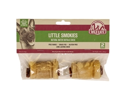 Wild Eats® Cheek Chews Little Smokies - 2Pk