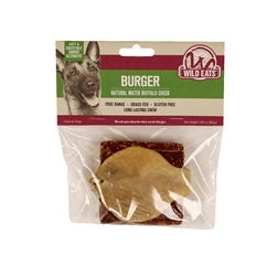 Wild Eats® Cheek Chews Hamburger
