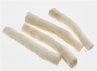 "Wild Eats® Water Buffalo Tails - 6"" (Bundle of 4) INDIVIDUALLY WRAPPED"