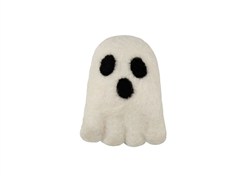 Wooly Wonkz Halloween Toy Ghost