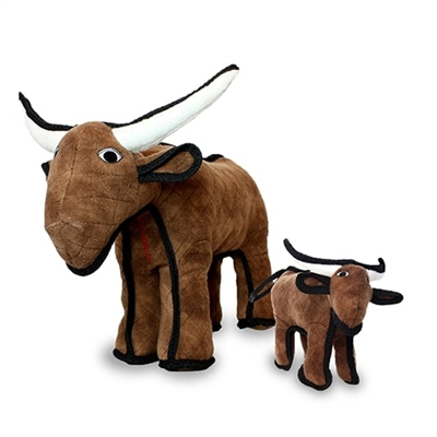 Tuffy® Barnyard Series - Bevo the Bull