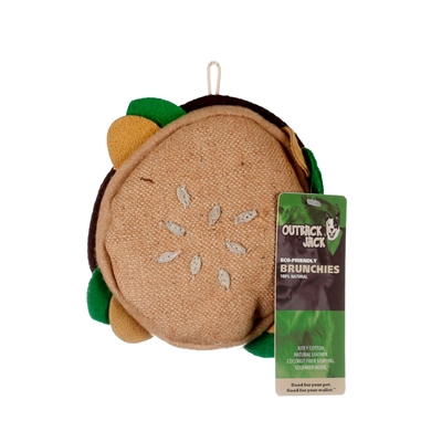 Outback Jack® Brunchie Burger Toy