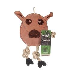 Outback Jack® Flattie Pig Toy