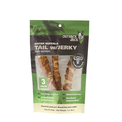 Outback Jack® Bully Tail with Steak 3/Pack