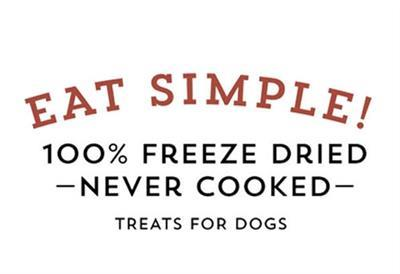 Etta Says! Eat Simple! 100% Freeze Dried Duck, wt 2.5oz