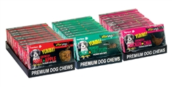 Grab n Go Crunchy Chew Bars - Individually Wrapped