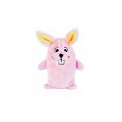 Squeakie Buddie Bunny by Zippy Paws