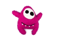 Wooly Wonkz Monster Toy Betsy