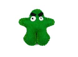 Wooly Wonkz Monster Toy Robert