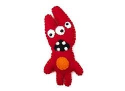Wooly Wonkz Monster Toy Doreen
