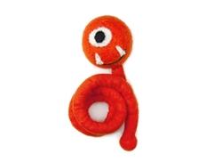 Wooly Wonkz Monster Toy Estelle