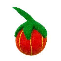 Wooly Wonkz Halloween Toy Pumpkin