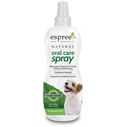 Espree Oral Care Spray, Peppermint, 4 oz