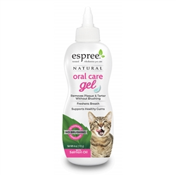 Espree Oral Care Gel (Cat), Salmon, 4oz