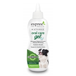Espree Oral Care Gel, Peppermint, 4oz