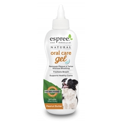 Espree Oral Care Gel, Peanut Butter, 4oz