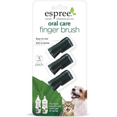 Espree Fingerbrush 3 Pack