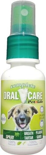 PetzLife Complete Oral Care Peppermint Spray, 1 oz