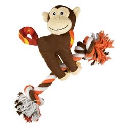 KONG® Knots Clingerz Monkey Toy