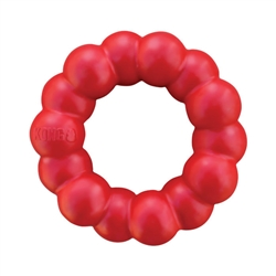 KONG® Ring Toy - Classic Red