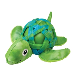 KONG® Sea Shells Turtle Toy