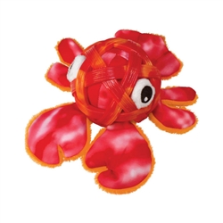 KONG® Sea Shells Lobster Toy