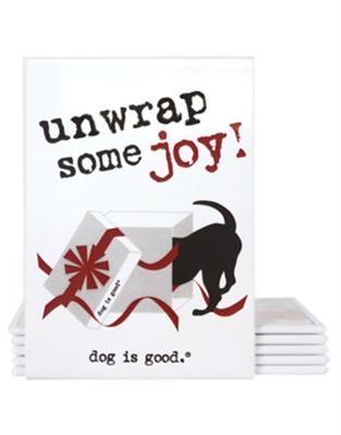 Unwrap Some Joy Magnet 3 Pack