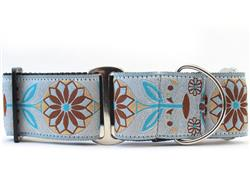 Boho Morocco Martingale Dog Collar
