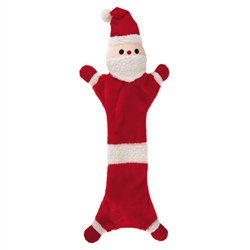 Zanies Festive Unstuffies Dog Toy