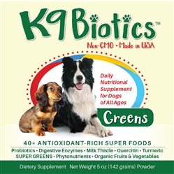 9 oz K9Biotics Immune Boosting Supplement