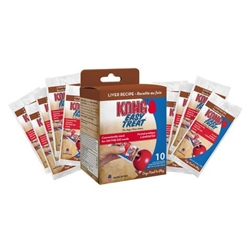 KONG® Easy Treat™ To Go - Single Serve Treat Pouches