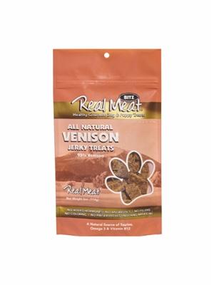 Venison Dog Treats - 4oz