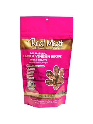 Lamb & Venison Dog Treats - 12oz