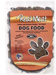 Air Dried 90% Meat Turkey & Venison Dog Food 10lb