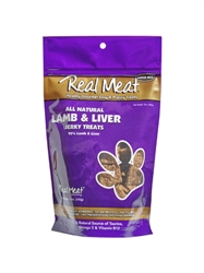 Lamb & Liver Dog Treats - 12oz