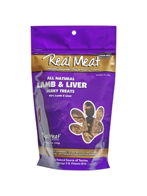 Lamb & Liver Dog Treats - 12oz